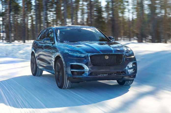 Jaguar F-Pace to Cost Around £30,000