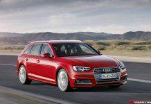 2016 Audi A4 priced