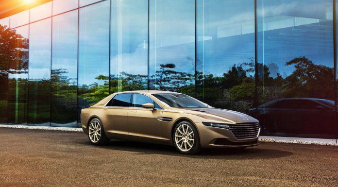 Aston Martin Lagonda priced from 696,000 pounds