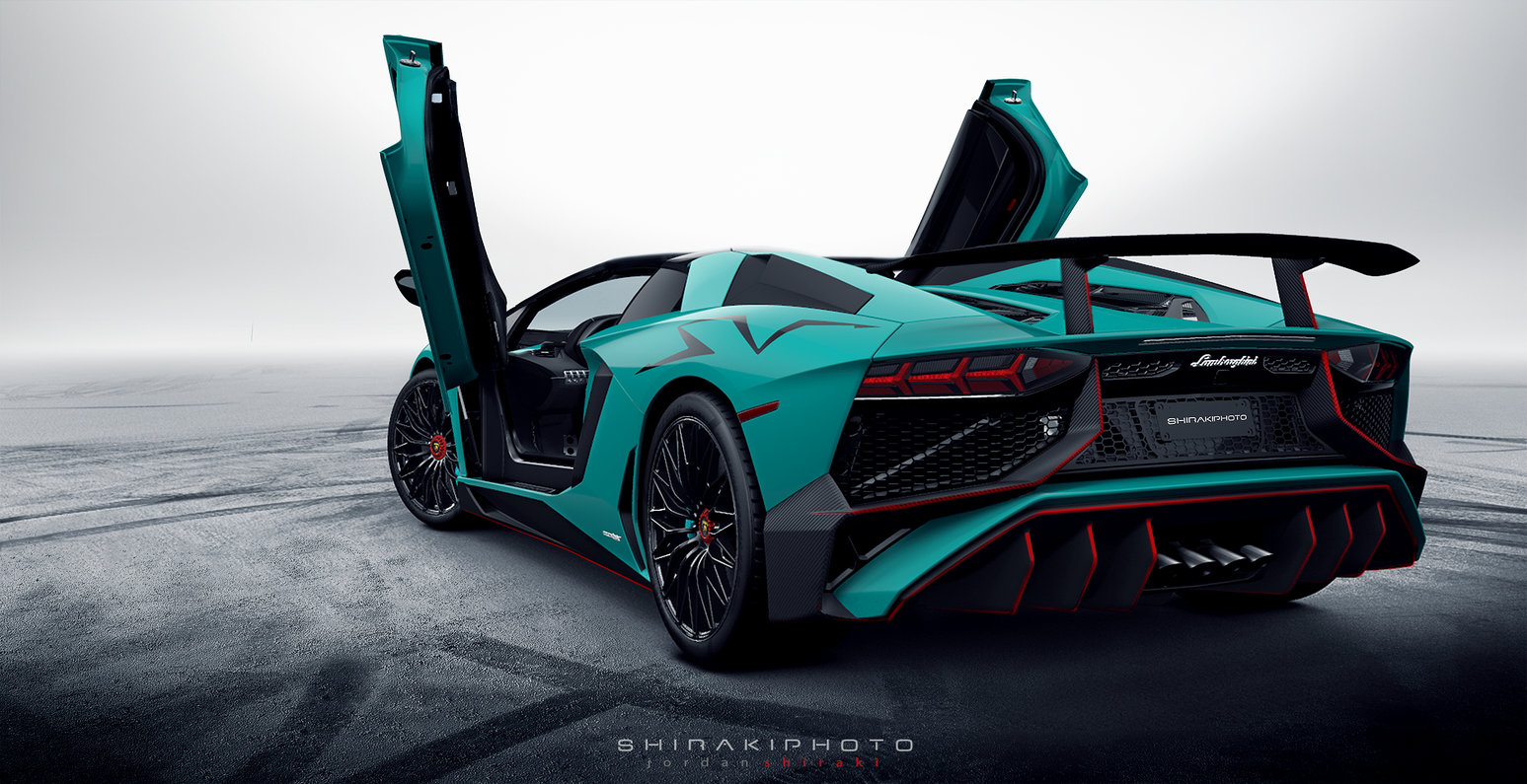 Lamborghini has just revealed that the eagerly anticipated Aventador ...