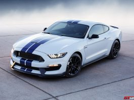Ford Mustang Shelby GT350 auction
