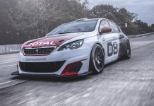 Peugeot 308 Racing Cup revealed