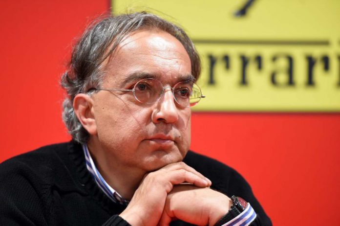 Sergio Marchionne could become new Ferrari CEO