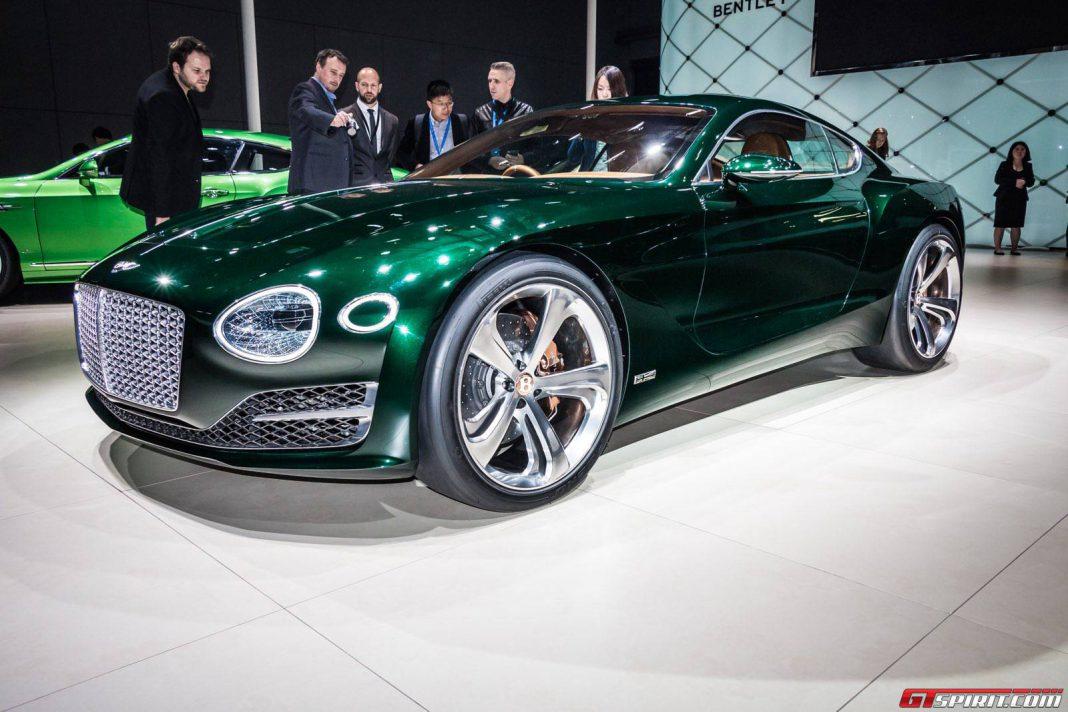 Bentley EXP 10 Speed 6 business case
