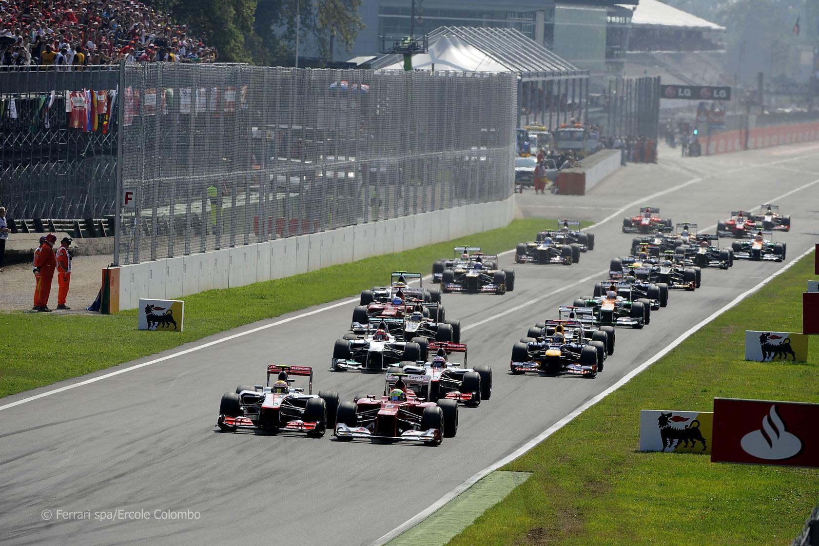 Monza Circuit Could Lose the Italian Grand Prix - GTspirit