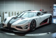 Koenigsegg One:1 debuts at Monterey Car Week 2015