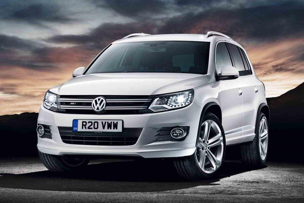 Volkswagen Tiguan R in the works