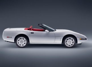 1 Millionth Corvette restoration completed