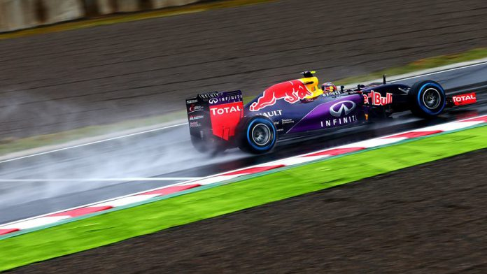 Red Bull Japanese GP 2015