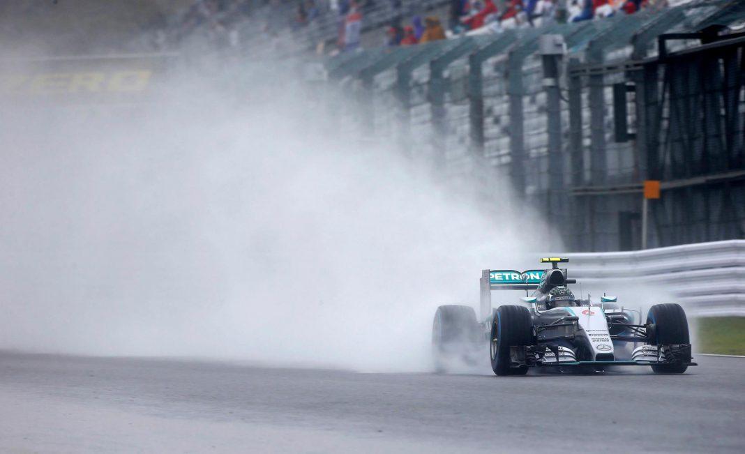Nico Rosberg Japanese GP 2015