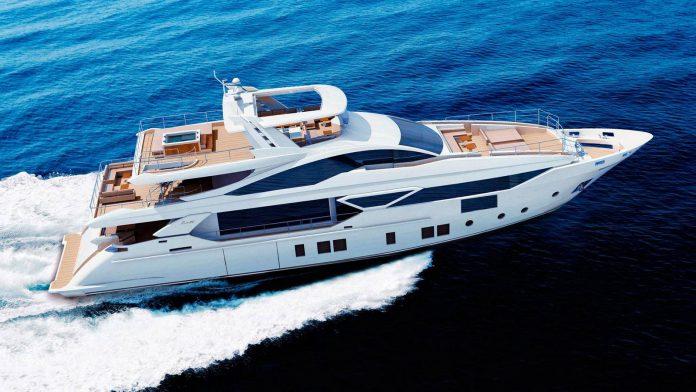 Iron Man Superyacht by Benetti Yachts
