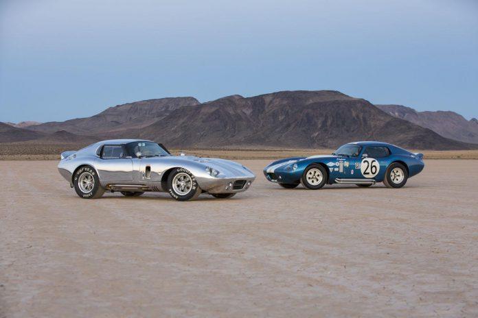 New Shelby Daytona Coupe heading to the UK