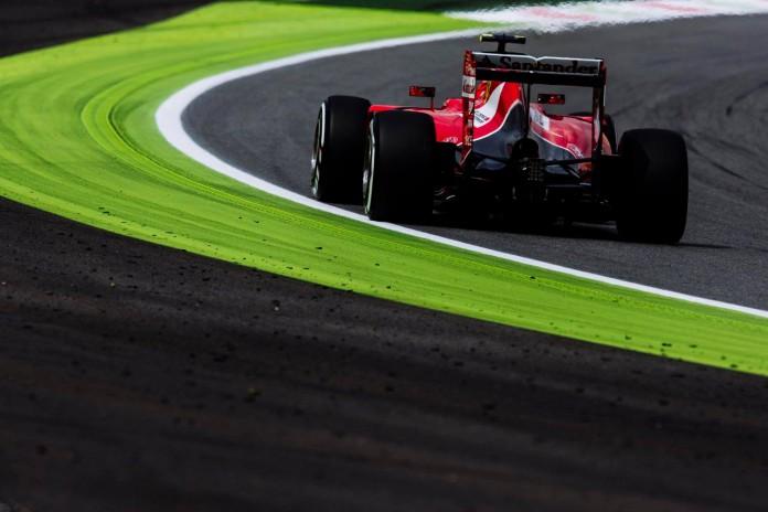 2015 Formula 1 Italian GP Ferrari
