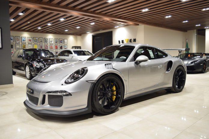 2016 Porsche 911 GT3 RS For Sale front