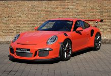 2016 Porsche 911 GT3 RS for sale5