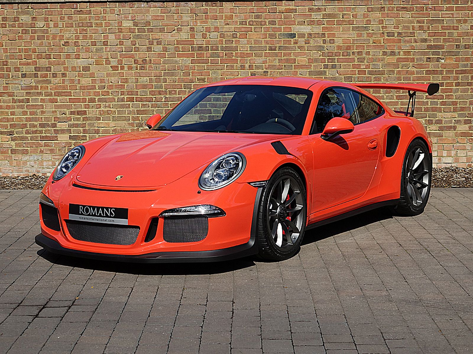 Used 2016 Porsche 911 GT3 RS For Sale in the UK , GTspirit