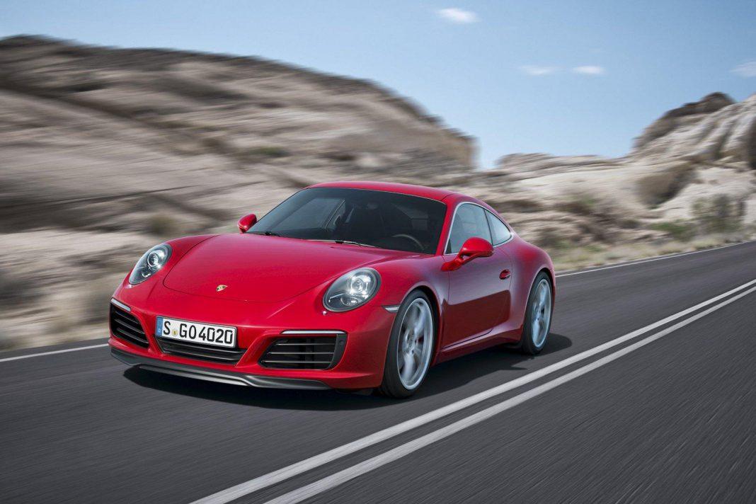 Porsche 911 hybrid on the cards
