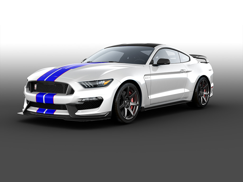 2016 Ford Mustang Shelby GT350R auction