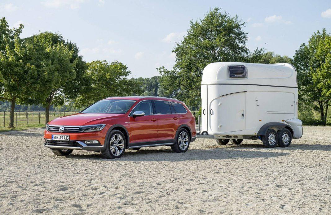 2016 Volkswagen Passat Alltrack twoing