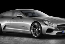 Mercedes-Benz IAA Concept front