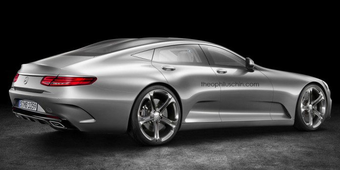 Mercedes-Benz IAA Concept rear