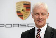Matthias Muller named Volkswagen Group CEO
