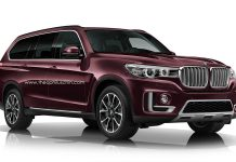 Ultra-luxury BMW X7