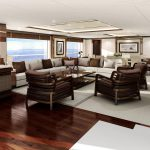 Iron Man Superyacht interior