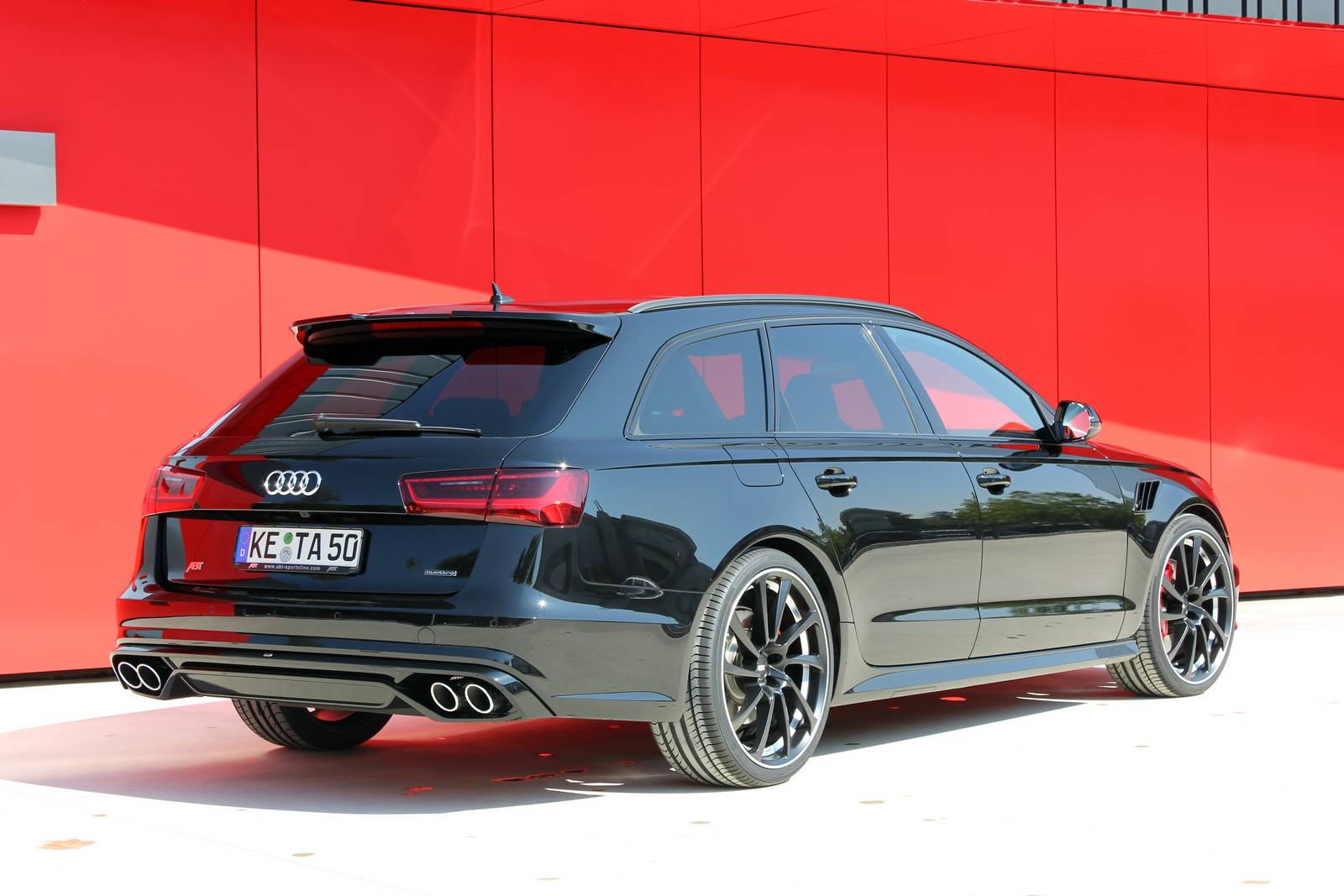 Official: 410hp ABT Audi A6 - GTspirit