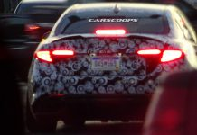 Alfa Romeo Giulia QV spied in the U.S.