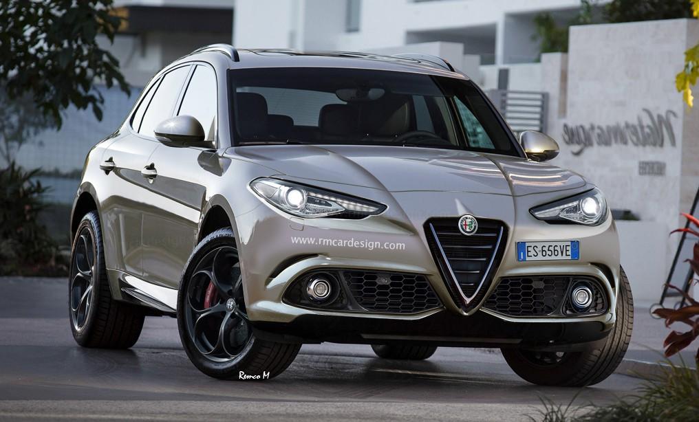 High Performance Alfa Romeo Suv Confirmed