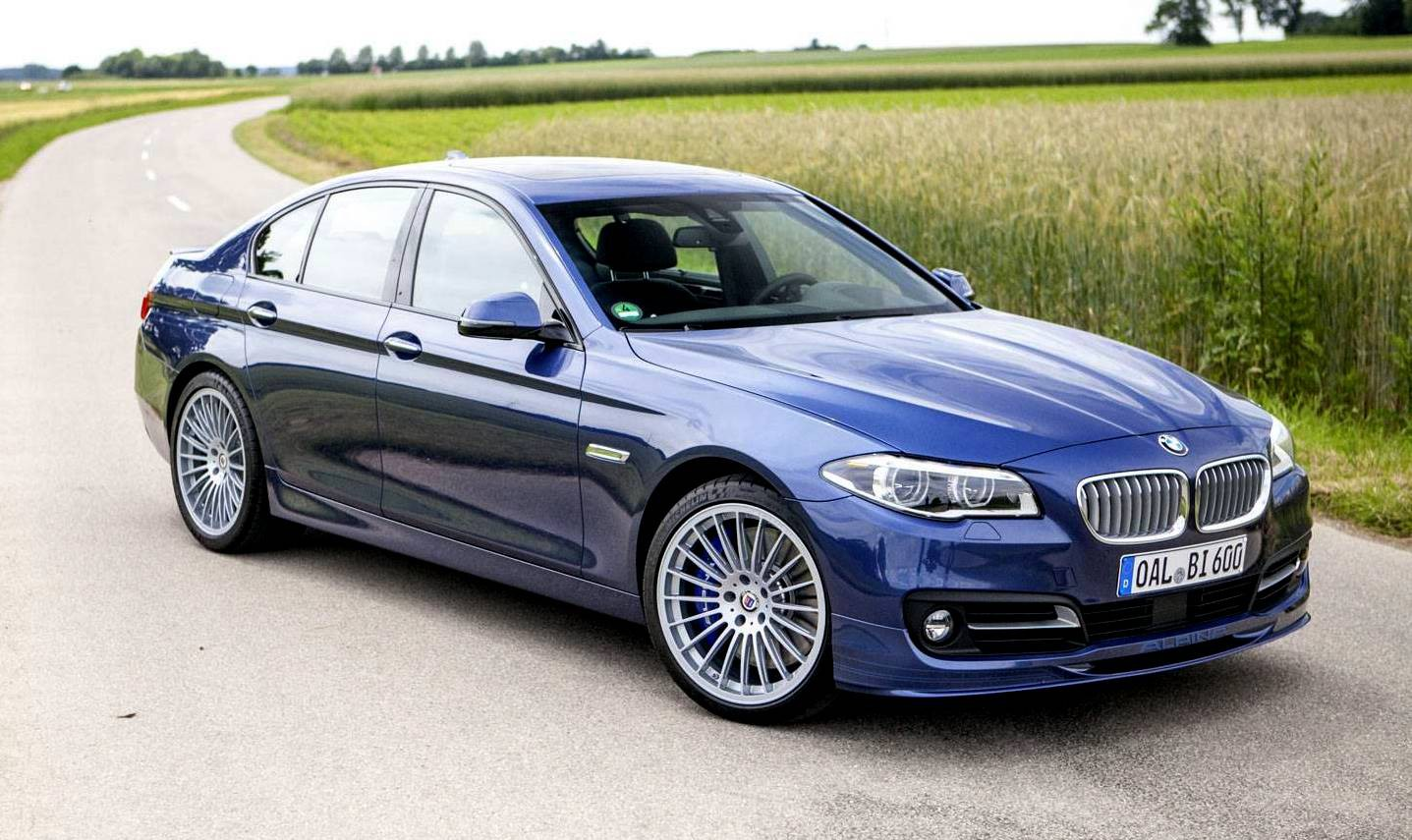 Alpina B5 Biturbo Edition 50 Review Gtspirit