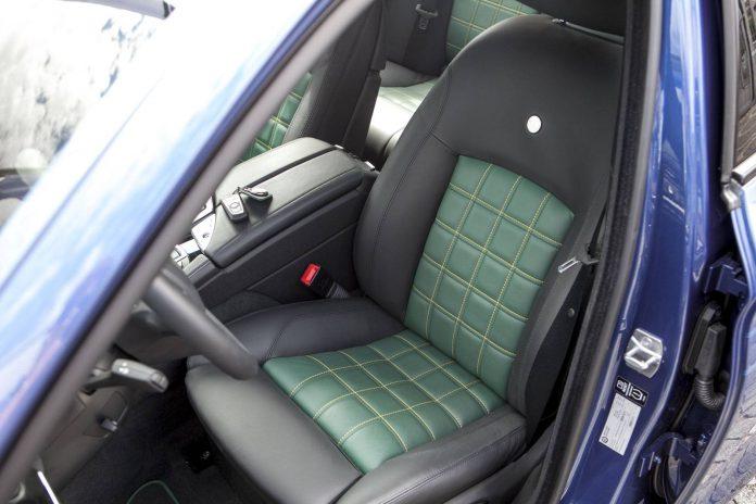 Alpina B5 Biturbo interior