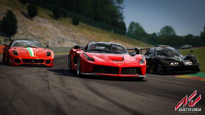 Assetto Corsa Ferrari LaFerrari