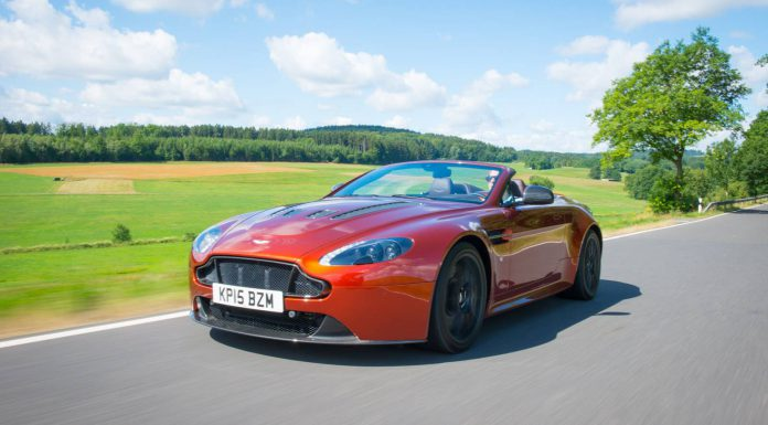 Aston Martin slashing staff by 15%
