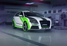 Audi RS3 custom wrap