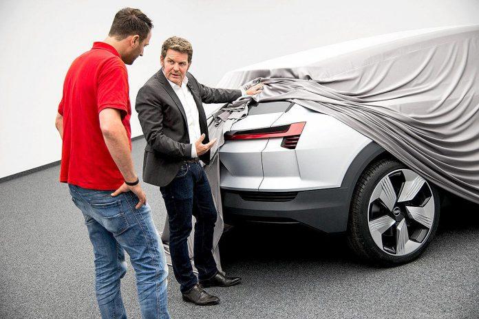Audi e-tron Quattro Concept teased rear