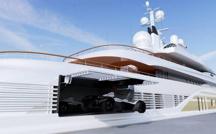 BAC Mono and Yacht