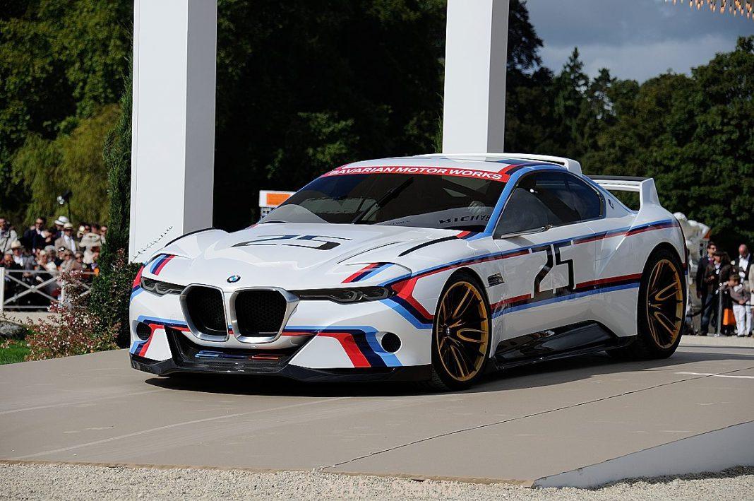 BMW 3.0 CSL Hommage R front