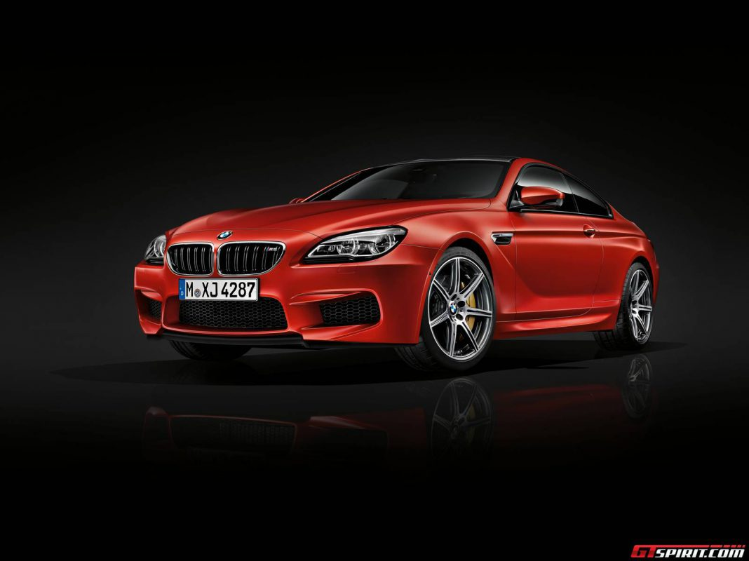BMW M6 Competition Package debuting at Frankfurt Motor Show 2015