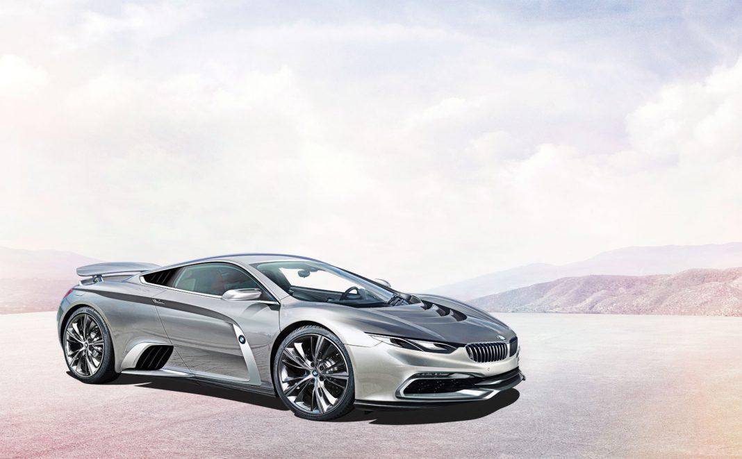 BMW McLarenSupercar