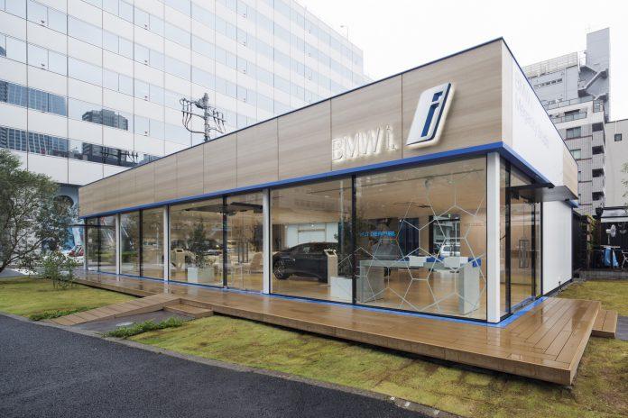 BMW i dealership opens in Japan