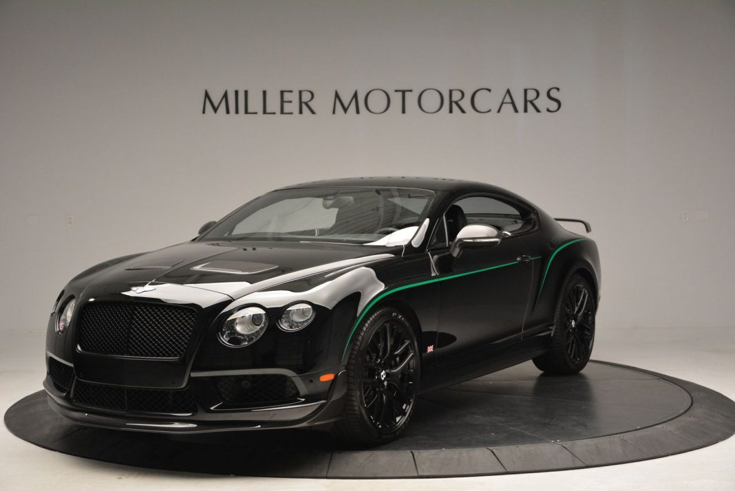 black bentley continental gt3 r for sale in the u s. Black Bedroom Furniture Sets. Home Design Ideas