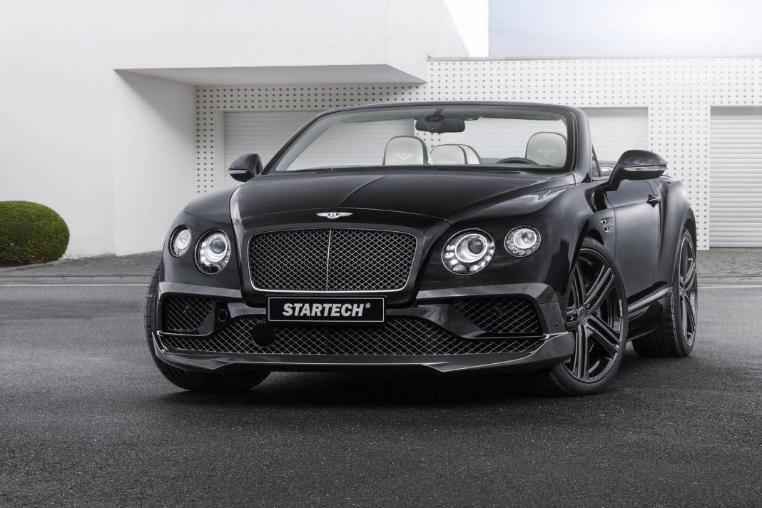 Bentley Continental GTC by Startech