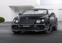 Bentley Continental GTC by Startech