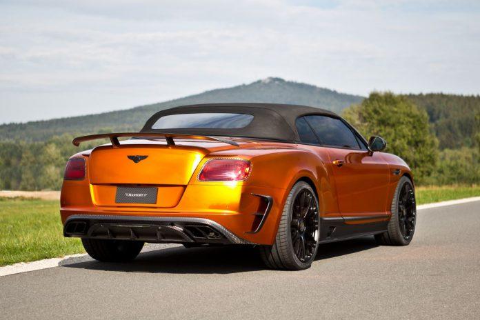 Bentley ContinBentley Continental GTC by Mansory rearental GTC by Mansory (2)