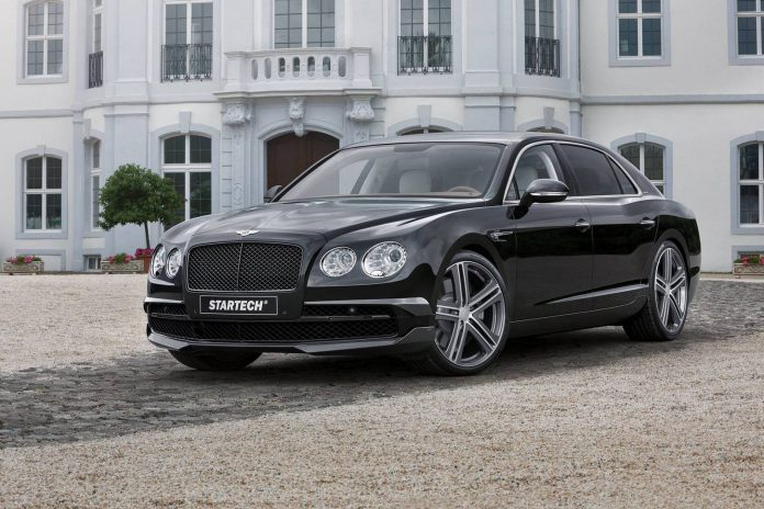 Startech Flying Spur via Startech.com