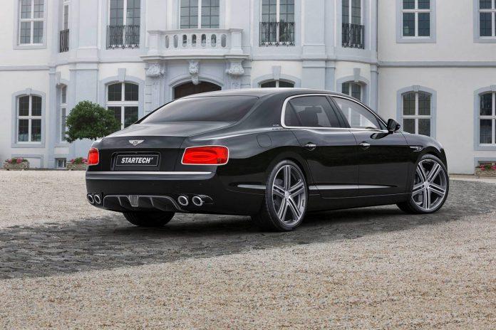 Custom Bentley Flying Spur