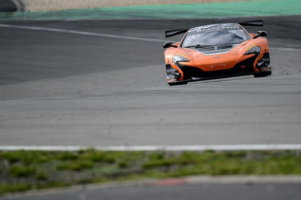McLaren 650S GT3 Blancpain Endurance Series