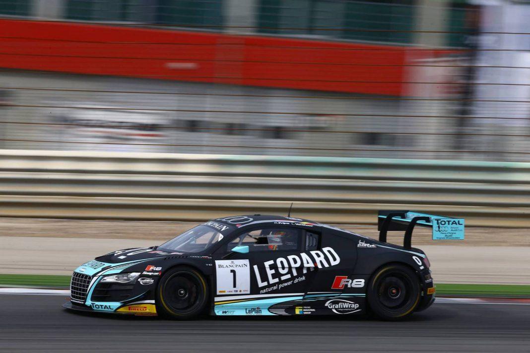 Blancpain GT Audi R8 LMS